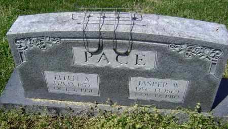 PACE, ELLEN A. - Lawrence County, Arkansas | ELLEN A. PACE - Arkansas Gravestone Photos