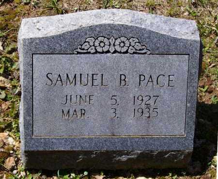 PACE, SAMUEL BLAND - Lawrence County, Arkansas | SAMUEL BLAND PACE - Arkansas Gravestone Photos