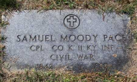 PACE (VETERAN CSA), SAMUEL MOODY - Lawrence County, Arkansas | SAMUEL MOODY PACE (VETERAN CSA) - Arkansas Gravestone Photos
