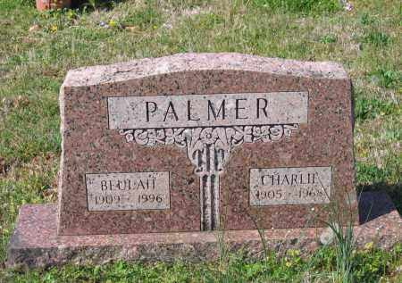 PALMER, CHARLIE - Lawrence County, Arkansas | CHARLIE PALMER - Arkansas Gravestone Photos