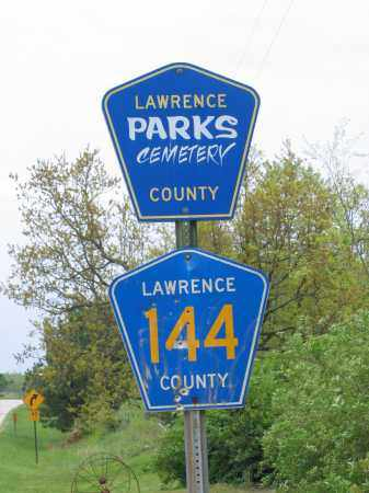 *DIRECTIONAL SIGN,  - Lawrence County, Arkansas |  *DIRECTIONAL SIGN - Arkansas Gravestone Photos