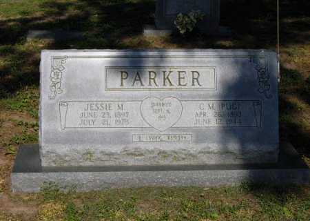 PARKER, JESSIE M. - Lawrence County, Arkansas | JESSIE M. PARKER - Arkansas Gravestone Photos