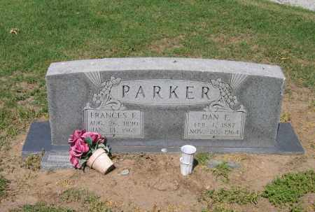 PARKER, FRANCES E. - Lawrence County, Arkansas | FRANCES E. PARKER - Arkansas Gravestone Photos