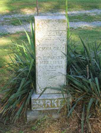 PARKER, EMMA - Lawrence County, Arkansas | EMMA PARKER - Arkansas Gravestone Photos