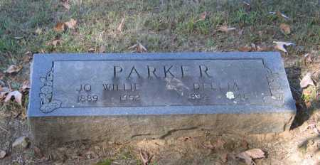 "PARKER, JOSEPH WILLIAM ""JO WILLIE"" - Lawrence County, Arkansas 