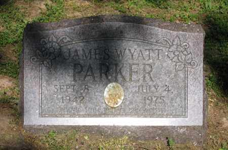 PARKER, JAMES WYATT - Lawrence County, Arkansas | JAMES WYATT PARKER - Arkansas Gravestone Photos