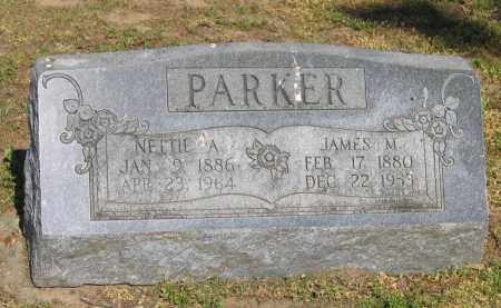 PARKER, JAMES M. - Lawrence County, Arkansas | JAMES M. PARKER - Arkansas Gravestone Photos