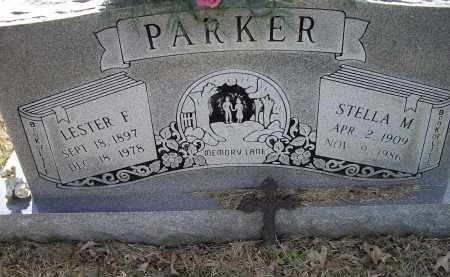 PARKER, LESTER FRANKLIN - Lawrence County, Arkansas | LESTER FRANKLIN PARKER - Arkansas Gravestone Photos