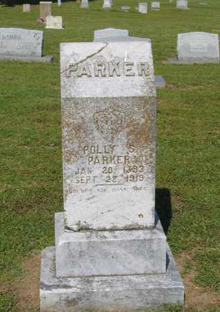 PARKER, POLLY S. - Lawrence County, Arkansas | POLLY S. PARKER - Arkansas Gravestone Photos