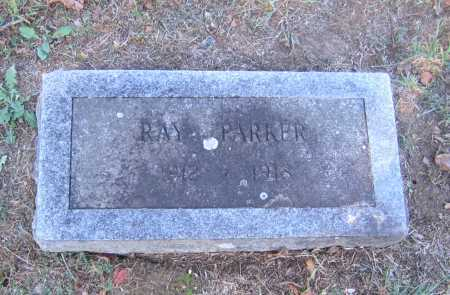 PARKER, RAY - Lawrence County, Arkansas | RAY PARKER - Arkansas Gravestone Photos