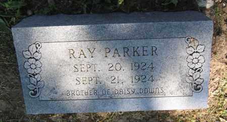 PARKER, RAY - Lawrence County, Arkansas | RAY PARKER - Arkansas Gravestone Photos