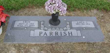 PARRISH, TROY - Lawrence County, Arkansas | TROY PARRISH - Arkansas Gravestone Photos