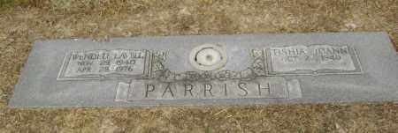 PARRISH, WENDELL LAVELL - Lawrence County, Arkansas | WENDELL LAVELL PARRISH - Arkansas Gravestone Photos
