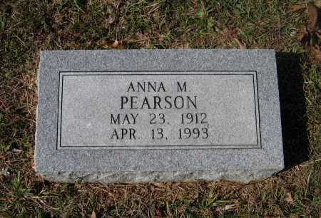 PEARSON, ANNA M. - Lawrence County, Arkansas | ANNA M. PEARSON - Arkansas Gravestone Photos