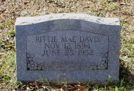 PEARSON, RITTIE MAE - Lawrence County, Arkansas | RITTIE MAE PEARSON - Arkansas Gravestone Photos