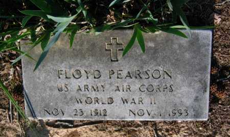 PEARSON (VETERAN WWII), FLOYD WILLIAM - Lawrence County, Arkansas | FLOYD WILLIAM PEARSON (VETERAN WWII) - Arkansas Gravestone Photos