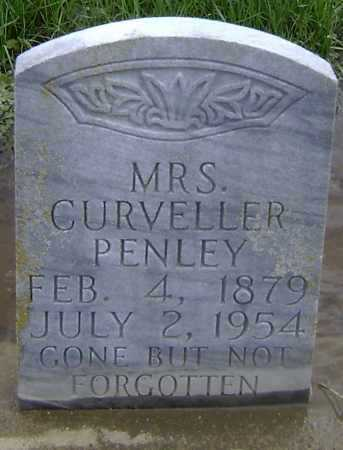 PENLEY, MRS. CURVELLER - Lawrence County, Arkansas | MRS. CURVELLER PENLEY - Arkansas Gravestone Photos