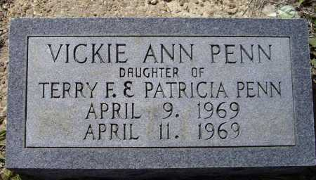 PENN, VICKIE ANN - Lawrence County, Arkansas | VICKIE ANN PENN - Arkansas Gravestone Photos