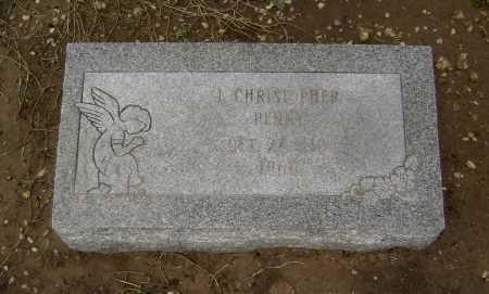 PENNY, J. CHRISTOPHER - Lawrence County, Arkansas | J. CHRISTOPHER PENNY - Arkansas Gravestone Photos