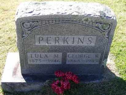 WINFREY PERKINS, LULA MAY - Lawrence County, Arkansas | LULA MAY WINFREY PERKINS - Arkansas Gravestone Photos