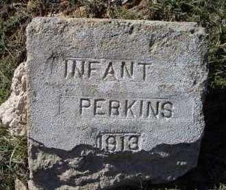PERKINS, INFANT - Lawrence County, Arkansas | INFANT PERKINS - Arkansas Gravestone Photos