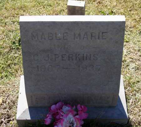 BROWN PERKINS, MABLE MARIE - Lawrence County, Arkansas | MABLE MARIE BROWN PERKINS - Arkansas Gravestone Photos