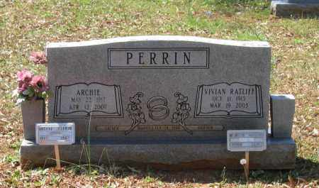 "PERRIN, JR., ARCHIE ""JUNIOR"" - Lawrence County, Arkansas 