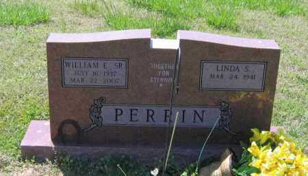 PERRIN, SR., WILLIAM E. - Lawrence County, Arkansas | WILLIAM E. PERRIN, SR. - Arkansas Gravestone Photos