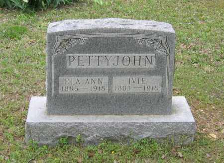 JONES PETTYJOHN, OLA ANN - Lawrence County, Arkansas | OLA ANN JONES PETTYJOHN - Arkansas Gravestone Photos