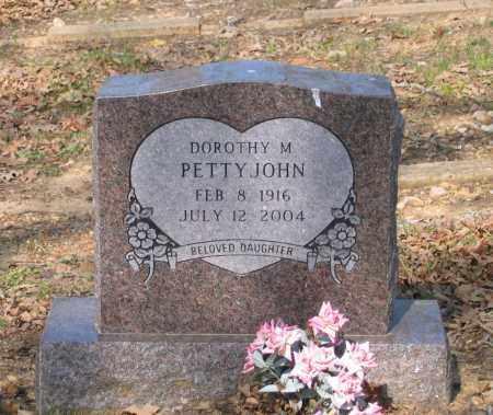 PETTYJOHN, DOROTHY M. - Lawrence County, Arkansas | DOROTHY M. PETTYJOHN - Arkansas Gravestone Photos