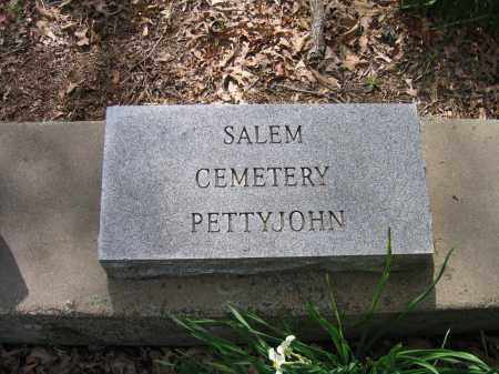 PETTYJOHN FAMILY STONE,  - Lawrence County, Arkansas |  PETTYJOHN FAMILY STONE - Arkansas Gravestone Photos