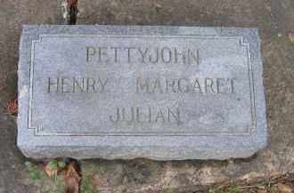 PETTYJOHN, HENRY - Lawrence County, Arkansas | HENRY PETTYJOHN - Arkansas Gravestone Photos