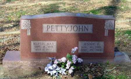 "FREEMAN PETTYJOHN, VIRGINIA E. ""JENNIE"" - Lawrence County, Arkansas 
