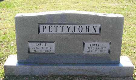 GARBETT PETTYJOHN, LOVEY IRENE - Lawrence County, Arkansas | LOVEY IRENE GARBETT PETTYJOHN - Arkansas Gravestone Photos