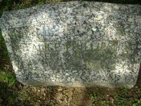 PHILLIPS, ALICE - Lawrence County, Arkansas | ALICE PHILLIPS - Arkansas Gravestone Photos