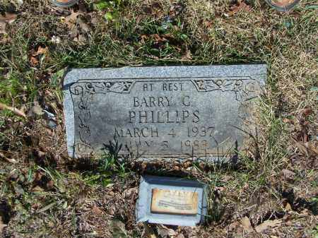 PHILLIPS, BARRY GALE - Lawrence County, Arkansas   BARRY GALE PHILLIPS - Arkansas Gravestone Photos
