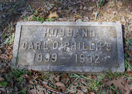 PHILLIPS, CARL O. - Lawrence County, Arkansas | CARL O. PHILLIPS - Arkansas Gravestone Photos