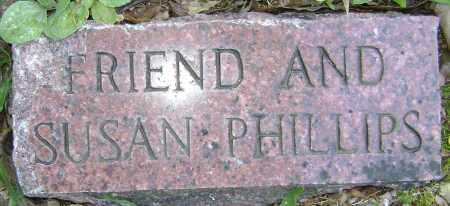 PHILLIPS, JOSIAH FRIEND - Lawrence County, Arkansas | JOSIAH FRIEND PHILLIPS - Arkansas Gravestone Photos