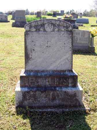 """PHILLIPS, IVY HERBERT """"I. H."""" - Lawrence County, Arkansas   IVY HERBERT """"I. H."""" PHILLIPS - Arkansas Gravestone Photos"""