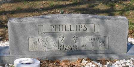 PHILLIPS, JESSE LEVI - Lawrence County, Arkansas | JESSE LEVI PHILLIPS - Arkansas Gravestone Photos