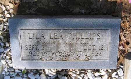 PHILLIPS, LILA LEA - Lawrence County, Arkansas | LILA LEA PHILLIPS - Arkansas Gravestone Photos