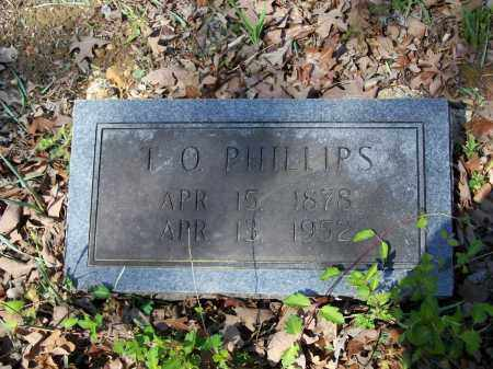 "PHILLIPS, THOMAS OLIVER ""T. O."" - Lawrence County, Arkansas 