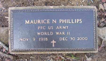 "PHILLIPS (VETERAN WWII), MAURICE NEWTON ""FIDDLE"" - Lawrence County, Arkansas | MAURICE NEWTON ""FIDDLE"" PHILLIPS (VETERAN WWII) - Arkansas Gravestone Photos"