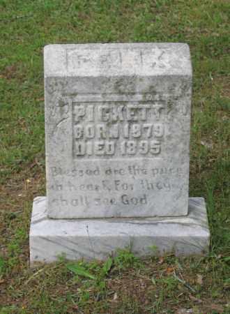 PICKETT, FELIX A. - Lawrence County, Arkansas | FELIX A. PICKETT - Arkansas Gravestone Photos