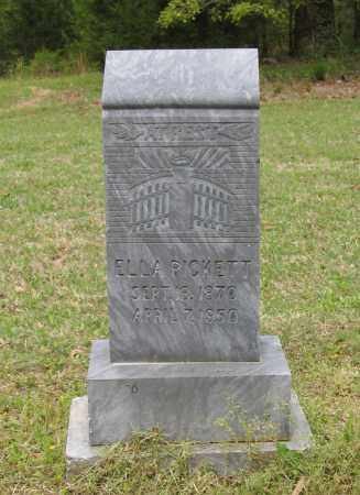 "HAMMOND PICKETT, MARTHA ELLEN ""ELLA"" - Lawrence County, Arkansas 