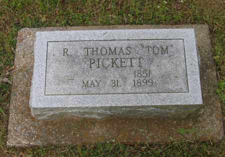 "PICKETT, REASON THOMAS ""TOM"" - Lawrence County, Arkansas 