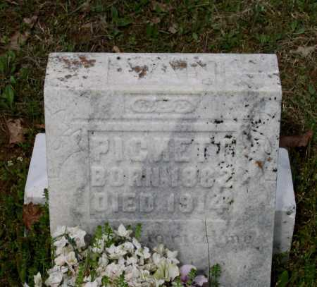 PICKETT, VAN BUREN - Lawrence County, Arkansas | VAN BUREN PICKETT - Arkansas Gravestone Photos