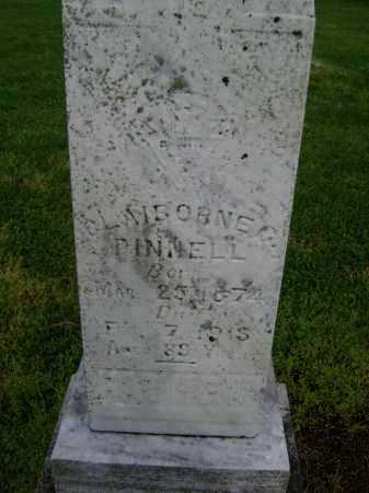 PINNELL, CLAIBORNE - Lawrence County, Arkansas | CLAIBORNE PINNELL - Arkansas Gravestone Photos