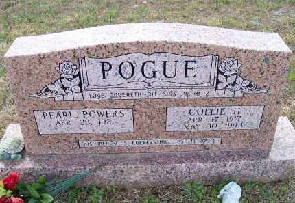 POWERS POGUE, PEARL - Lawrence County, Arkansas | PEARL POWERS POGUE - Arkansas Gravestone Photos