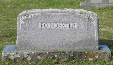 POINDEXTER FAMILY STONE,  - Lawrence County, Arkansas |  POINDEXTER FAMILY STONE - Arkansas Gravestone Photos